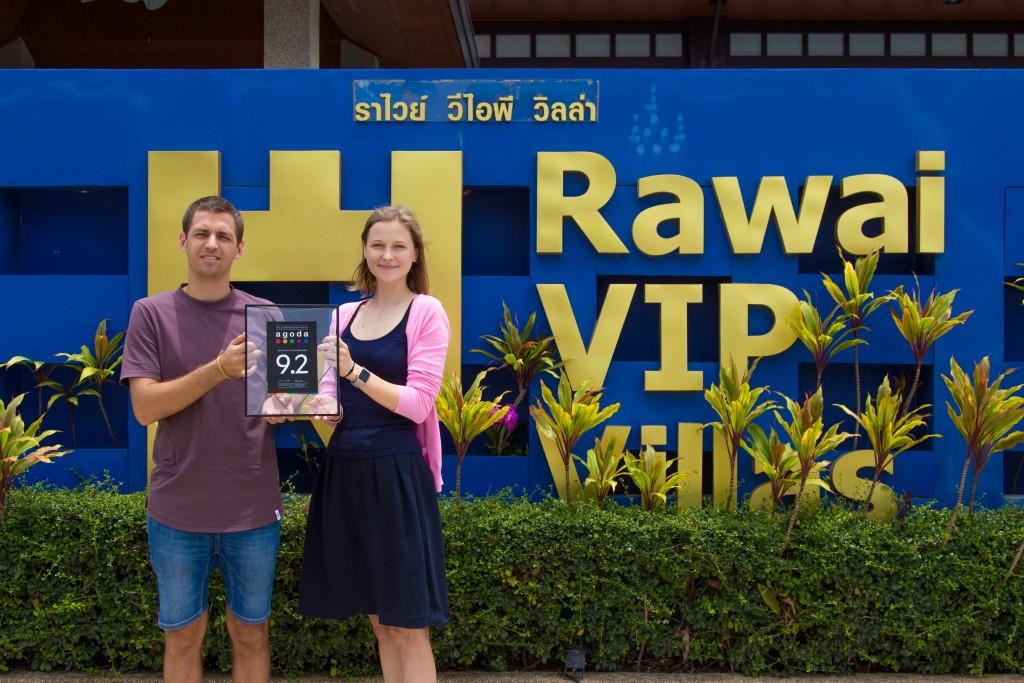 Rawai VIP Villas — property management level 9.2 - 2