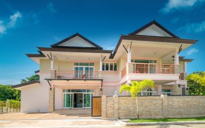Phuket9 Residence — large 9-bedrooms villa for rent