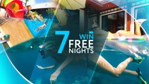 win 7 nights at Rawai VIP Villas, Phuket