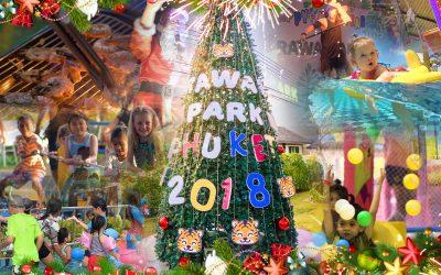 Family Holidays Festival at Rawai VIP Villas & Kids Park