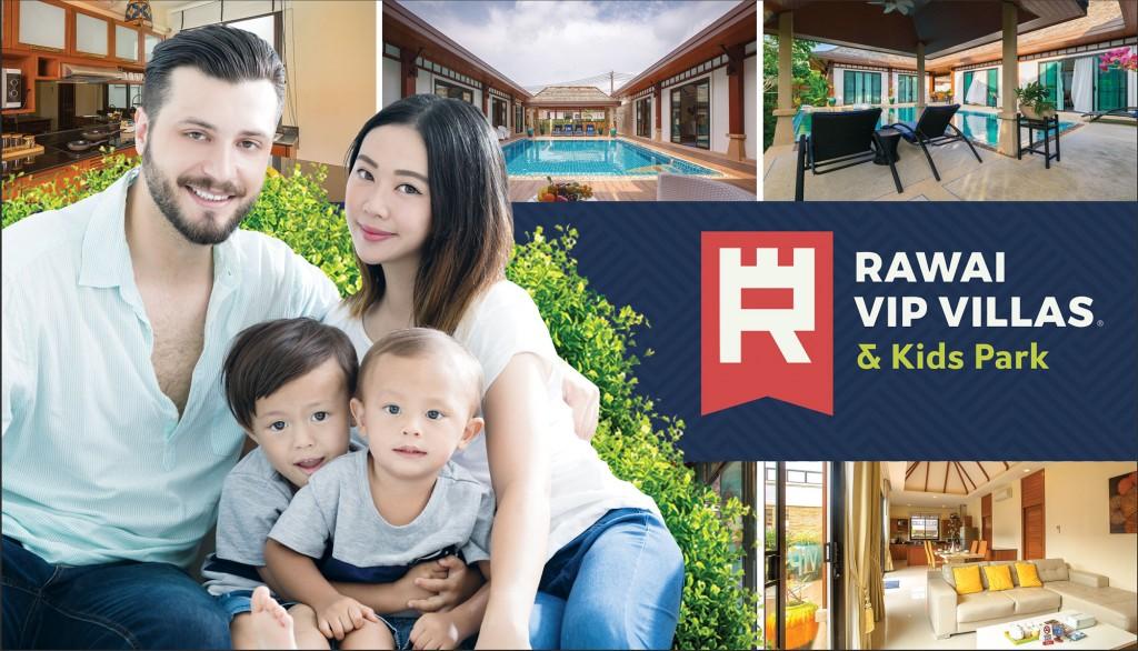 rawai vip villas family hotel