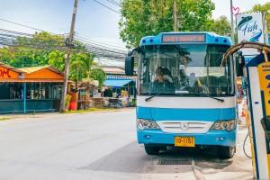 smart bus phuket