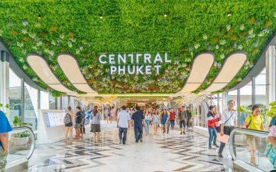 Central Phuket – the new shopping center in Phuket