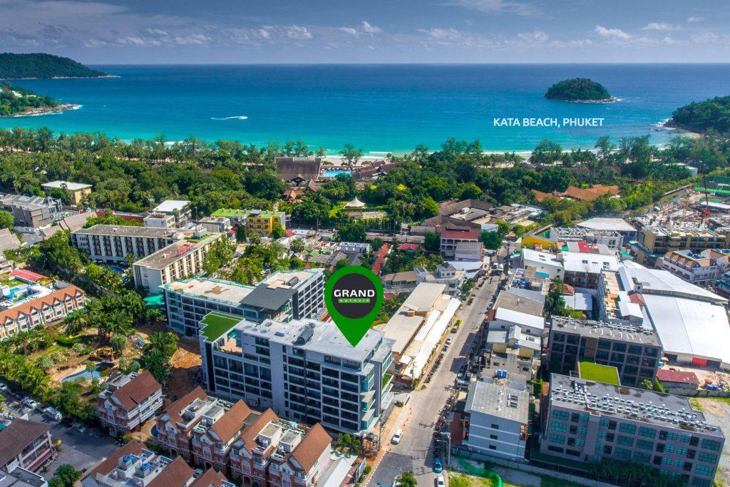 hotel near Kata beach phuket