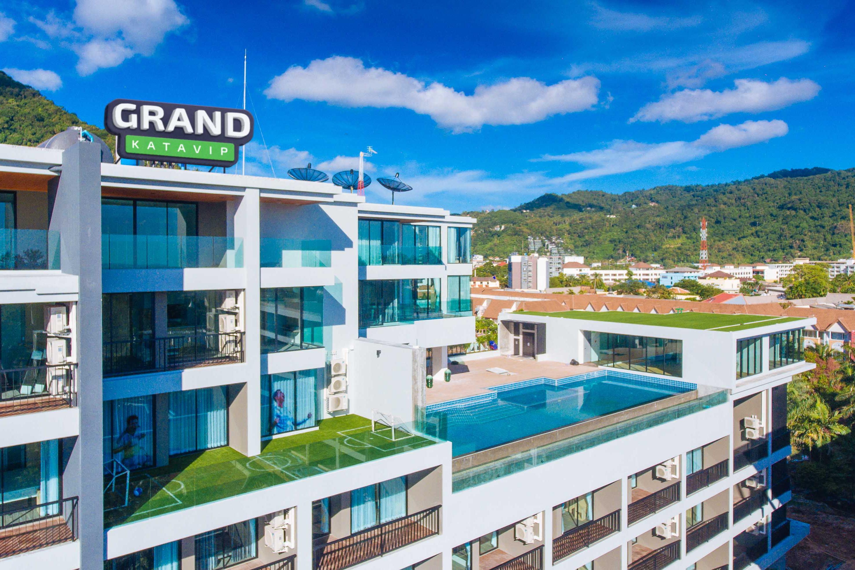 Grand Kata VIP Hotel