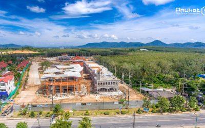 New waterpark development in Phuket