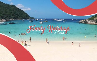 Your vacation with kids on Phuket Island