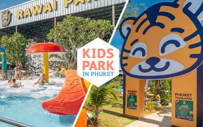 Rawai Park – Kids Club, Water Slides, Restaurant