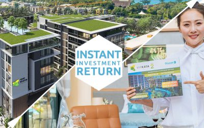 Instant Rental Income from Property Investment in Phuket