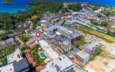 Long term apartments for rent — Dome Resort, Kata Beach, Phuket