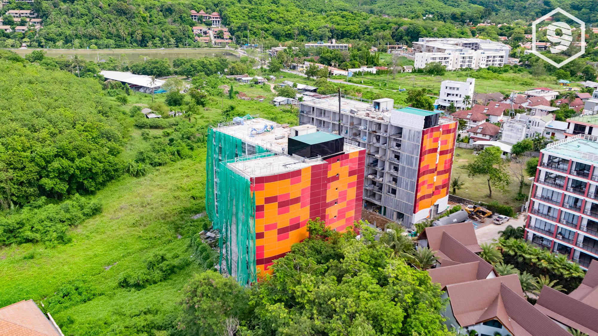 naiharn beach condominium